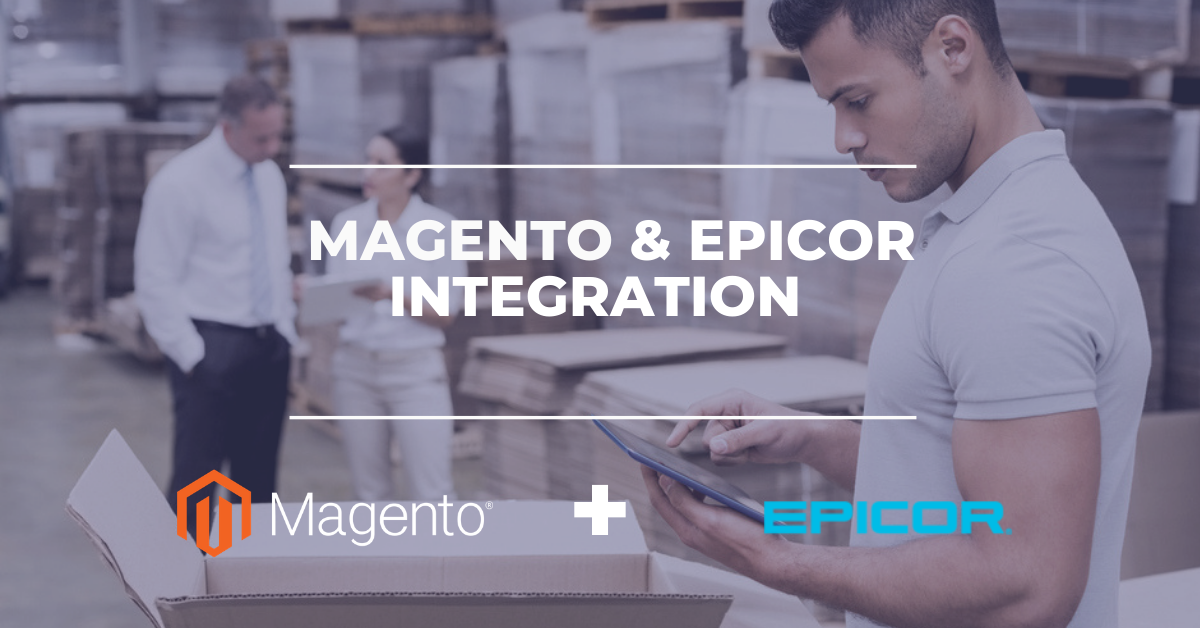 Magento & Epicor ERP Integration Solution