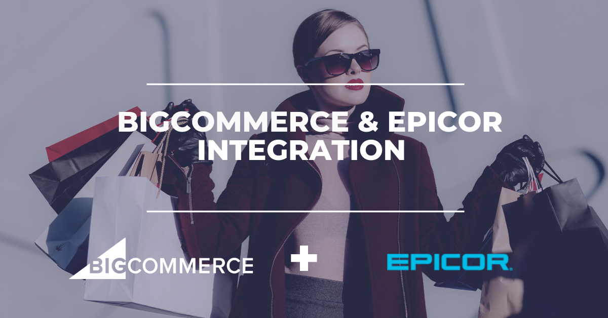 BigCommerce & Epicor ERP Integration Solution