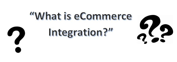 Understanding What eCommerce Integration Is using an iPaaS
