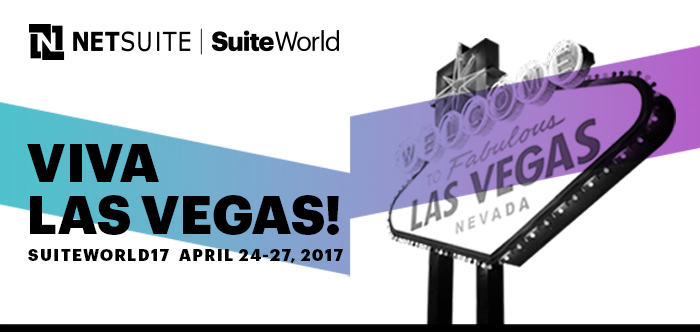 Your On-Site, No Bull Guide to NetSuite's SuiteWorld 2017