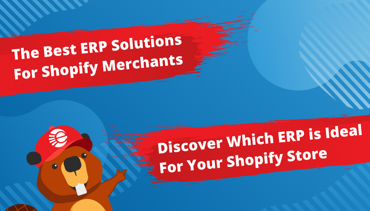 The Best ERP Solutions For a Shopify Store