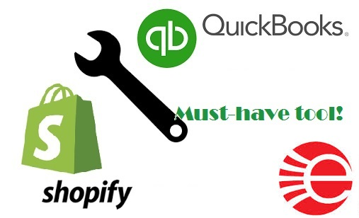 Shopify merchants, discover the easy way to integrate your eCommerce and Quickbooks