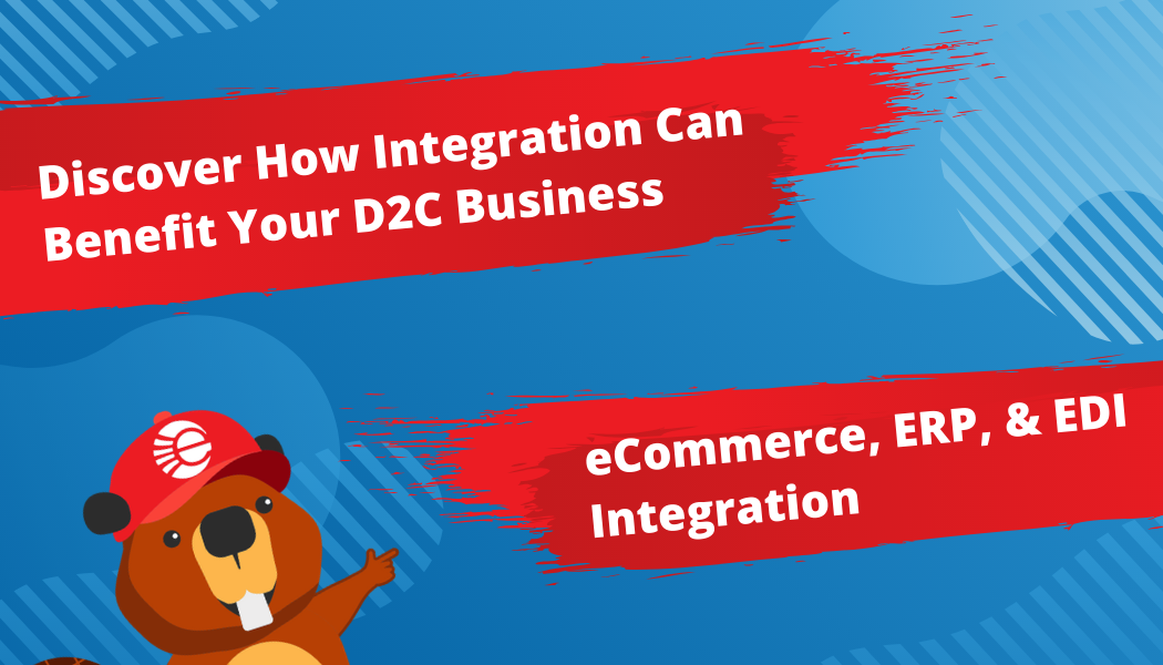 eCommerce, ERP & EDI Integration Benefits for D2C Businesses
