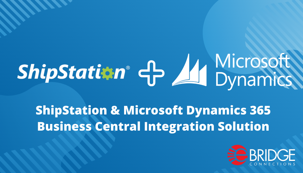 ShipStation & Microsoft Dynamics 365 Business Central Integration Solution