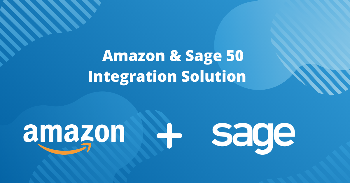 Amazon & Sage 50 Integration Solution