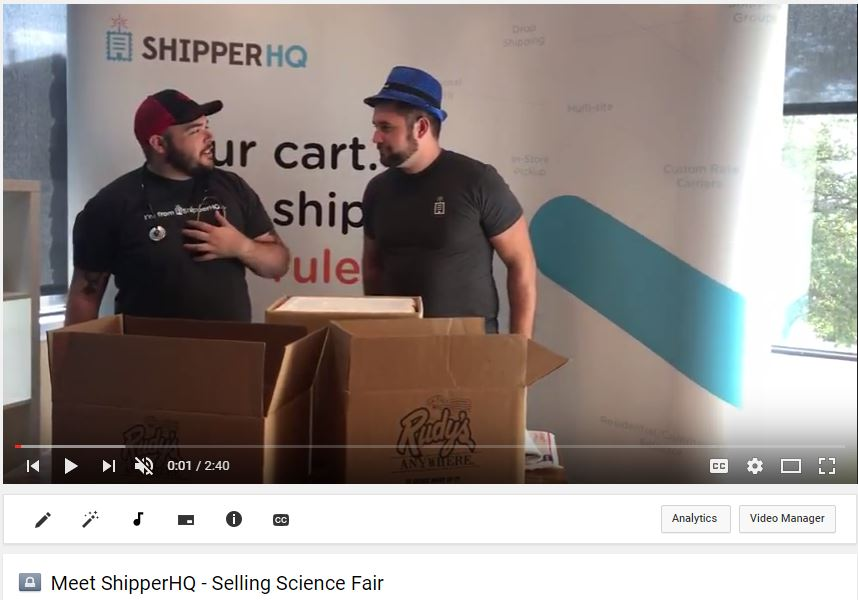 easy order fulfilling for eCommerce with ShipperHQ
