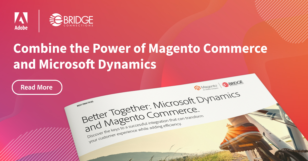 Magento and Microsoft Dynamics Integration