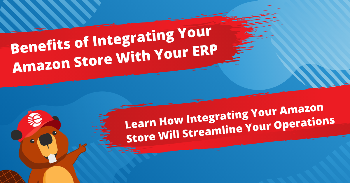 Benefits of Integrating Your Amazon Store With Your ERP