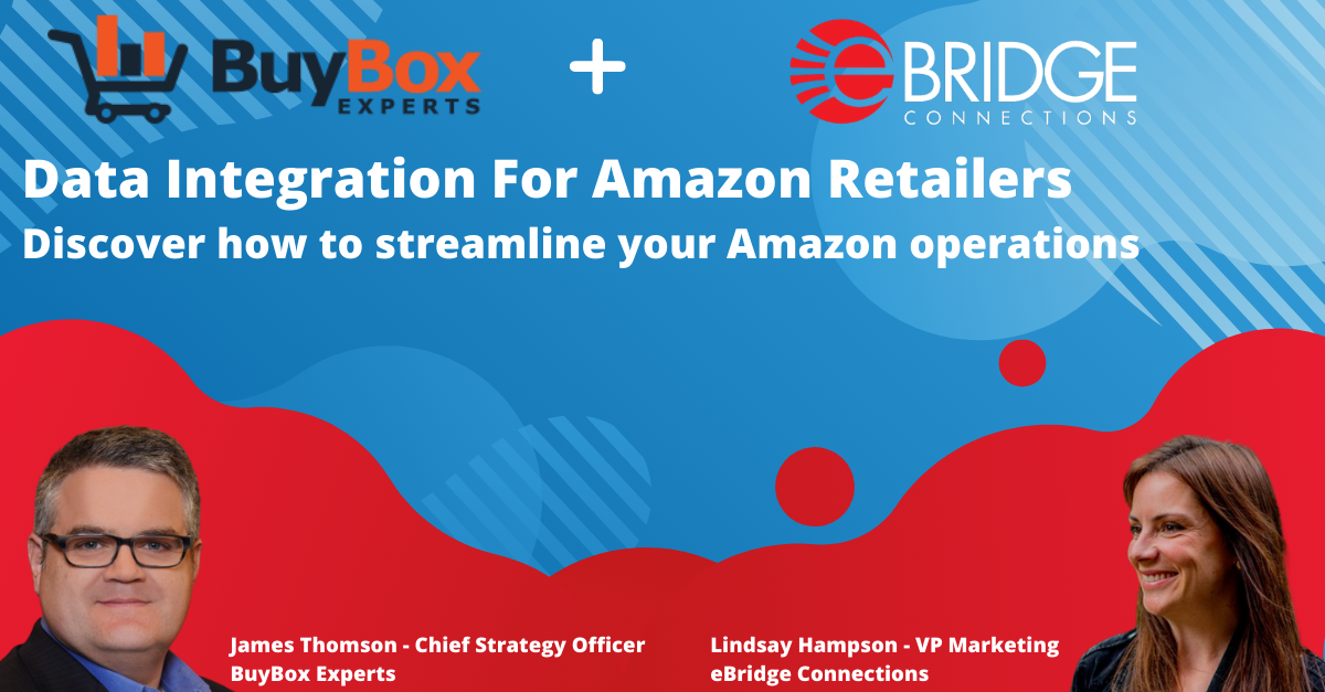 PODCAST - Near Real-Time Data Integration for e-Commerce Brands Using Amazon