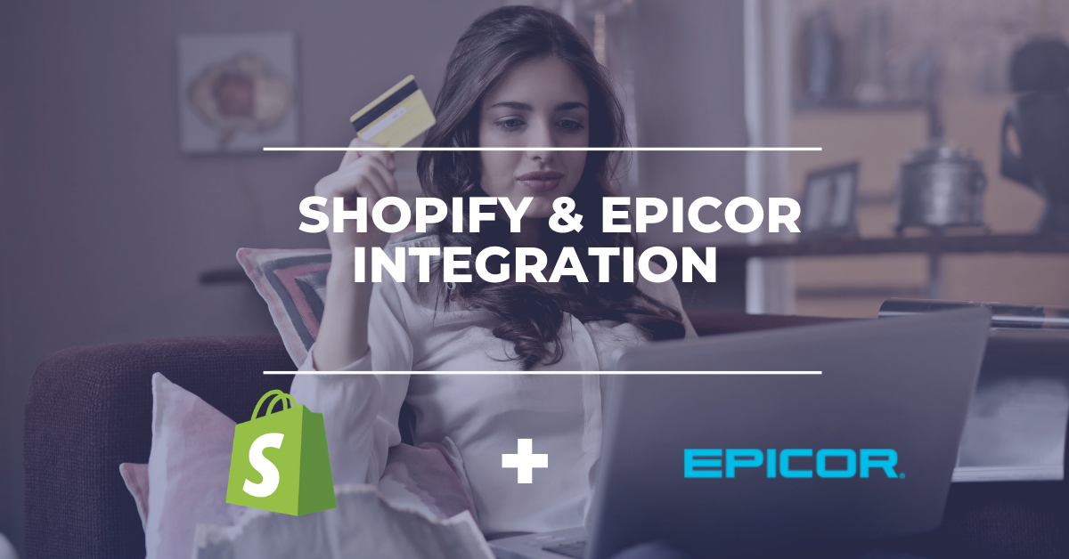 How to Connect Epicor ERP to a Shopify Store