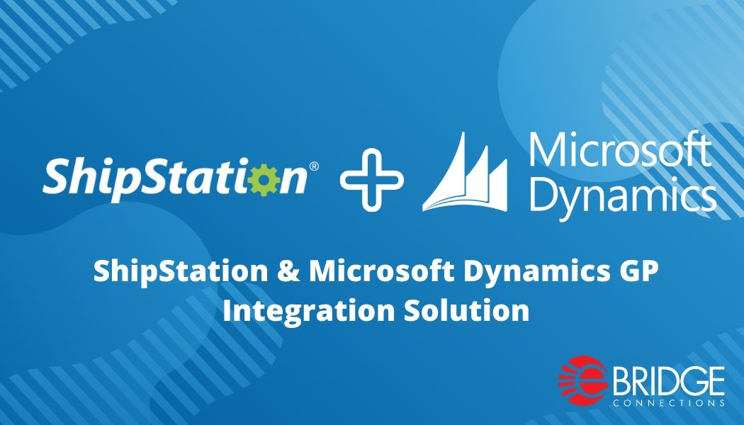 ShipStation & Microsoft Dynamics GP Integration Solution